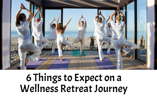 6 Things to Expect on a Wellness Retreat Journey