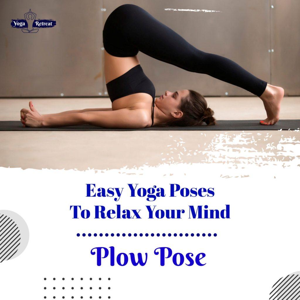 Plow Pose