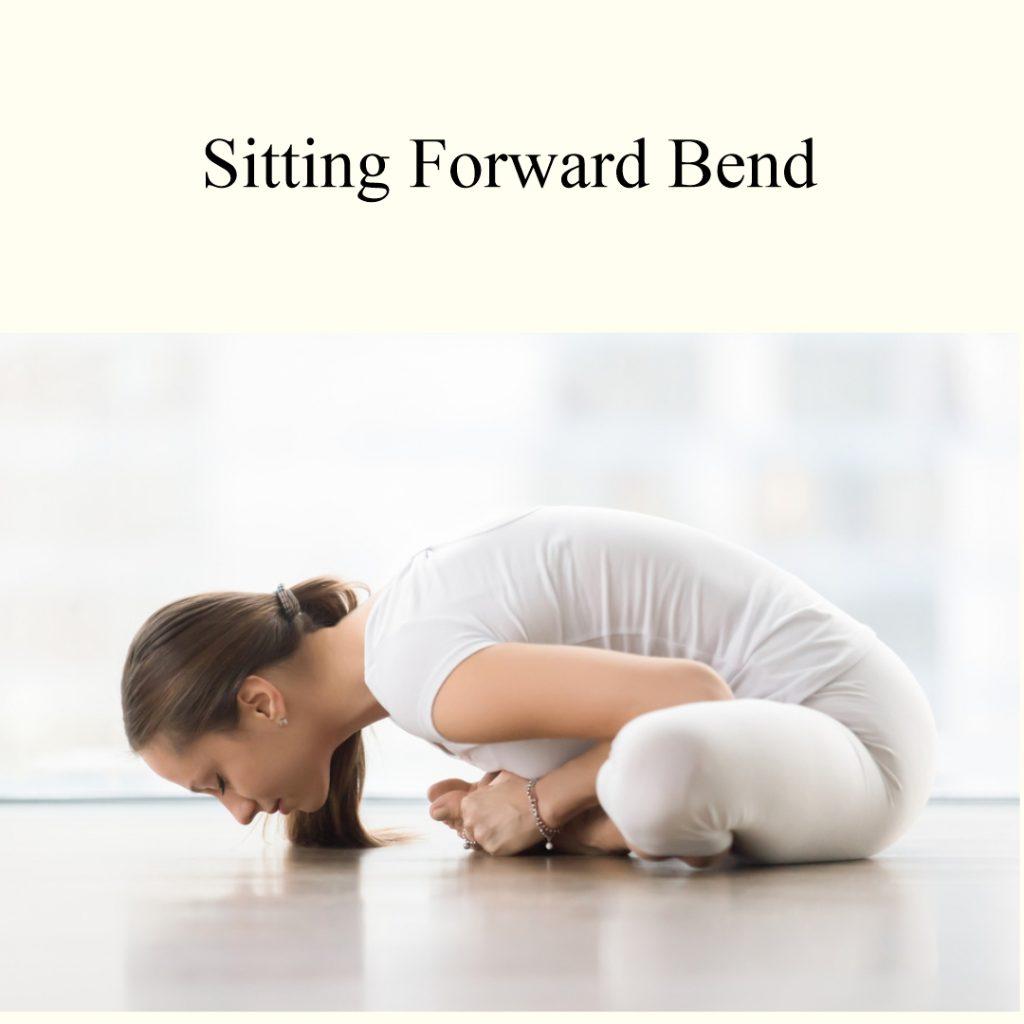 Sitting Forward Bend