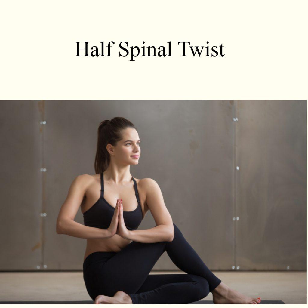 Half Spinal Twist