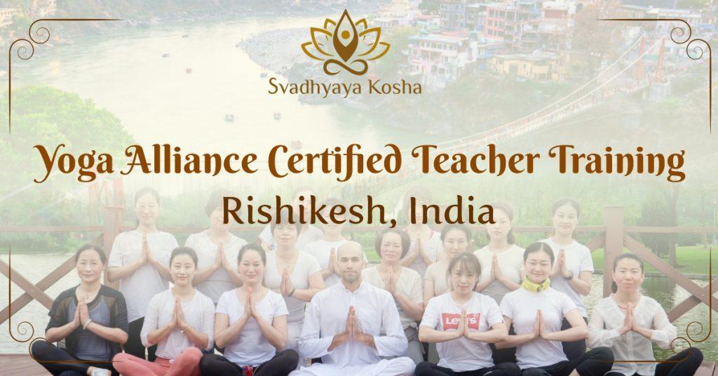 best yoga school in India