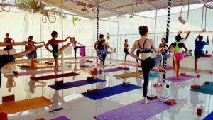 abhinam yoga school