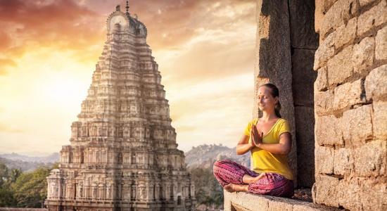 yoga retreat for beginners